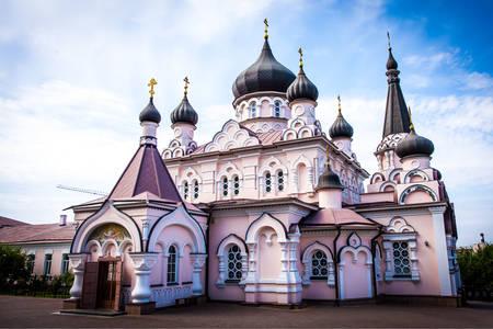 Intercession Monastery in Kiev