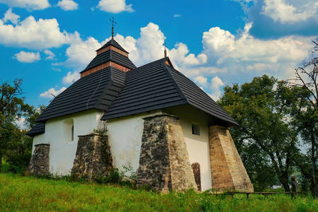 Crkva Svetog Nikole u Česniku