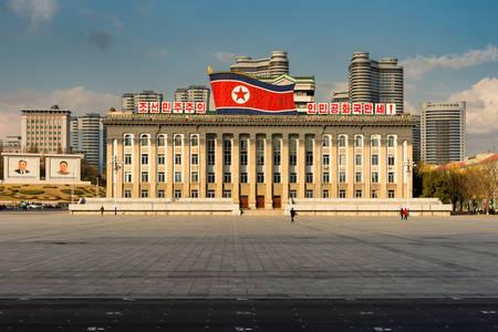 Kim Il Sung Meydanı