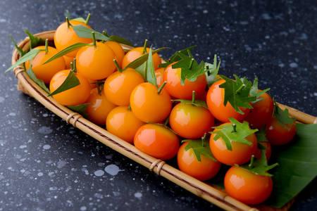 Luk chup sotto forma di frutta
