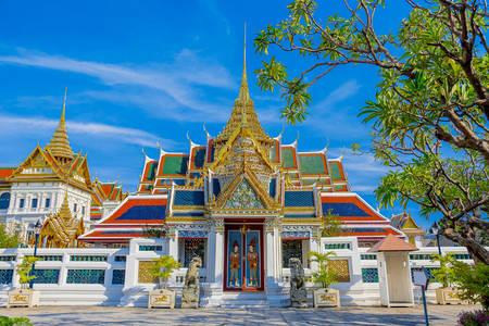 Temple of the Emerald Buddha architecture
