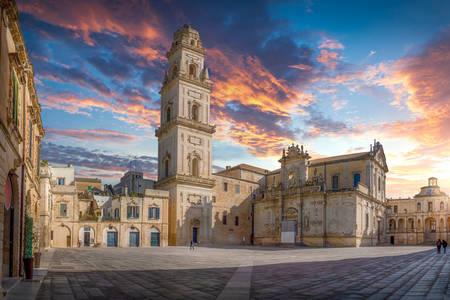 Катедралата в Лече