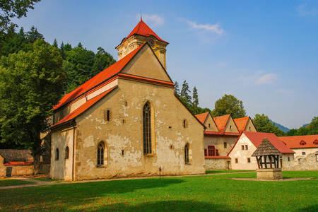 Κόκκινο μοναστήρι στη Σλοβακία