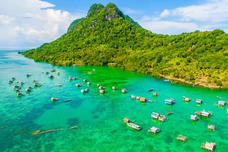 Selo Borneo